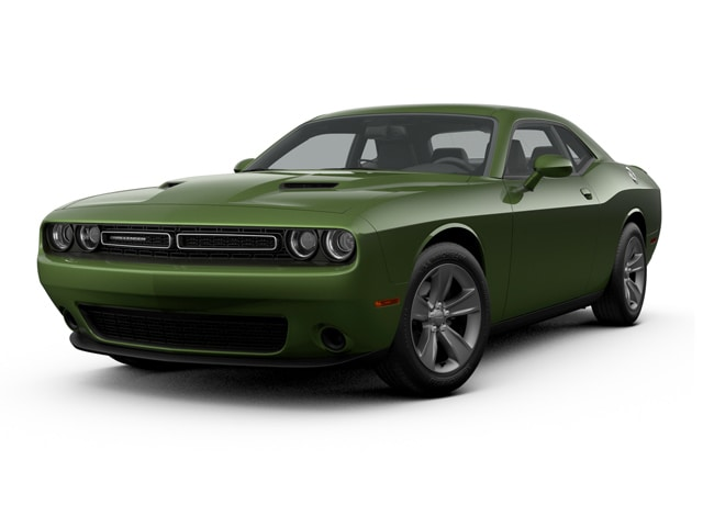 2021 Dodge Challenger Coupe